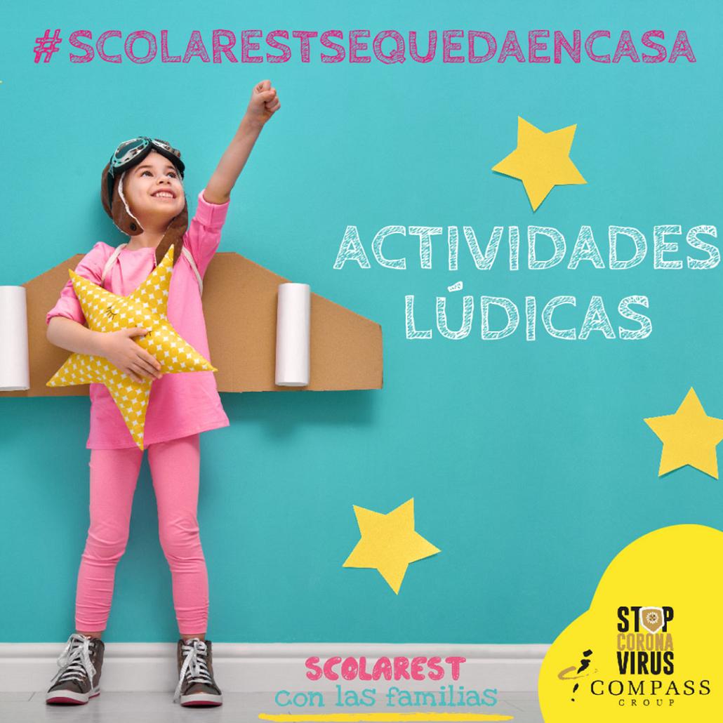 Actividades Scolarest 15 abril 2020