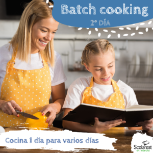 2- Batch Cooking del 6 al 12 de junio